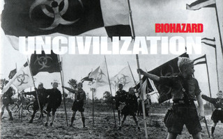 Biohazard: Uncivilization (cd-levy, 13 kappaletta, 2001)