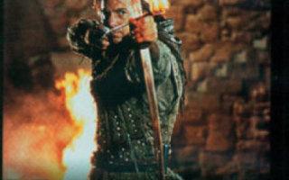 Robin Hood - Varkaiden Ruhtinas -DVD