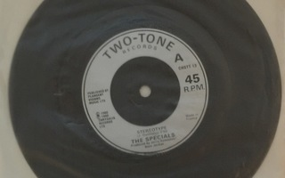 """The Specials - Stereotype 7"""" Vinyyli"""