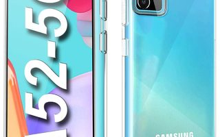 Samsung Galaxy A52 5G/4G suojakuori