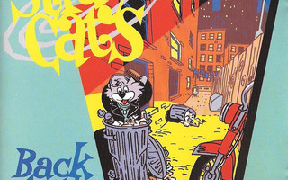 STRAY CATS: Back To The Alley - The Best Of Stray Cats CD