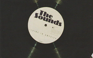 The Sounds - Living In America (CD) MINT!!