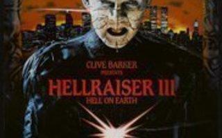 Hellraiser 3  DVD