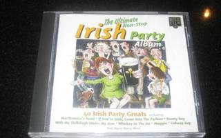 The Ultimate Non-Stop Irish Party Album