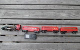 international express juna projekti