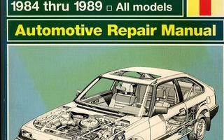 HONDA ACCORD 1984 THRU 1989  ALL models HAYNES Repair Manual