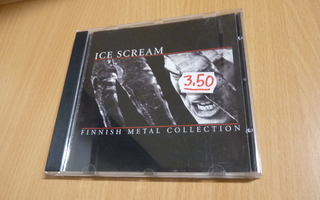 Various - Ice Scream - Finnish Metal Collection   cd