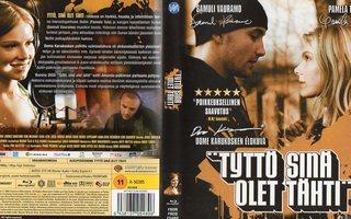 Tyttö Sinä Olet Tähti(23451)k-FI-suomik.BLUR+DVDpame