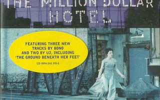 VARIOUS: Music From The Motion Picture: The Million Dolla CD