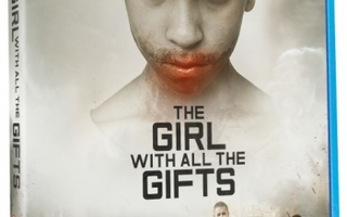 The Girl With All The Gifts  -   (Blu-ray)