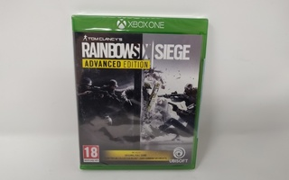 Rainbow Six Siege Advanced Edition - XBOX ONE UUSI