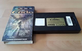 The Omega Code - US VHS (GoodTimes Entertainment)