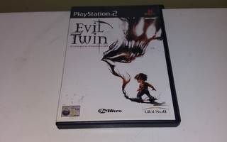 Evil Twin Cyprien's Chronicles : PS2