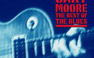 GARY MOORE: The Best Of The Blues 2CD