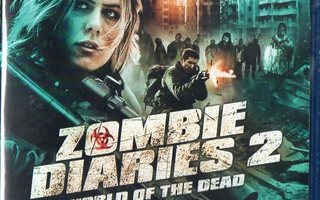 zombie diaries 2 - World Of The Dead(63721)UUSI-FI-nord