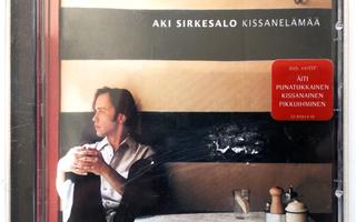 AKI SIRKESALO, Kissanelämää - CD