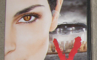 V - The Complete first season - 3DVD UUSI