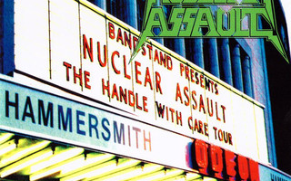 Nuclear Assault - Live At The Hammersmith Odeon (CD) UUSI!!