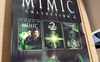 The Mimic Collection   ( 3 x dvd )