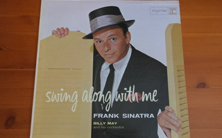 Frank Sinatra:Swing Along With Me-LP.USA.