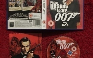 007 - From Russia With Love PS2