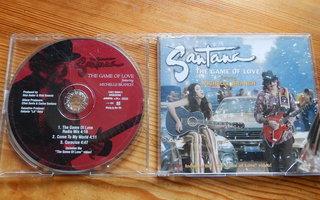 Santana - The Game Of Love