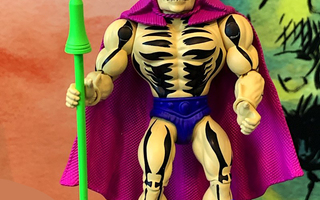 HEMAN MOTU ORIGINS - SCARE GLOW   - HEAD HUNTER STORE.