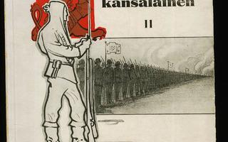 MAANPUOLUSTUSKUNTO ja KANSALAINEN  vapaata Engelberg 1938