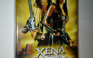 2 DVD) Xena and Hercules - Lucy Lawless & Kevin Sorbo