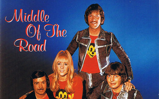 MIDDLE OF THE ROAD: The Original Hits CD