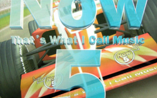 NOW That's What I Call Music 5  -  (2 CD)