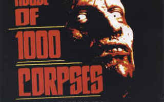 VARIOUS: House Of 1000 Corpses (Original Motion Picture S CD