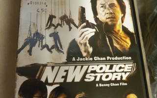 New Police Story ( Jackie Chan )  dvd 112778