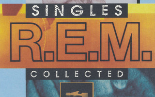 R.E.M.: Singles Collected CD