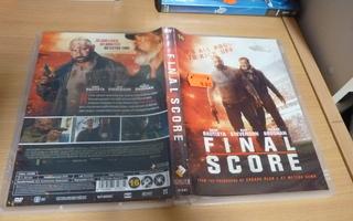 Final Score     dvd 14249
