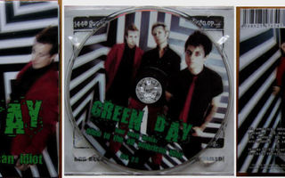 GREEN DAY: Odes to the all american idiots - CD [SUPER RARE]