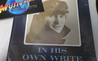 JOHN LENNON - IN HIS OWN WRITE KIRJA