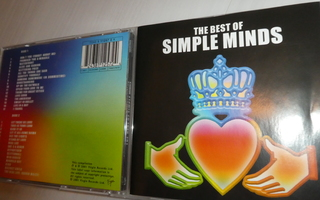 The Best of Simple Minds 2CD