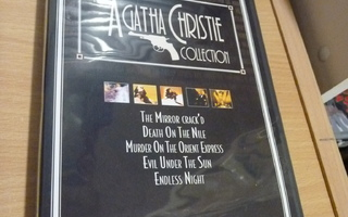 The Agatha Christie Collection   ( 5 x dvd )