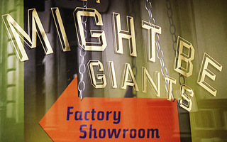 FACTORY SHOWROOM by They Might Be Giants  CD  UUSI