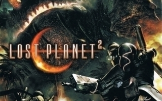 Lost Planet 2  ( ps3 ) 8806