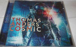 Thomas Anders  cosmic cd Modern talking