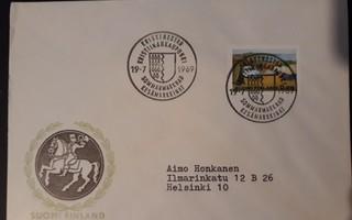 1969  Kristiinankaupunki - Kesämarkkinat