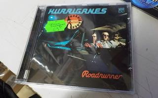 HURRIGANES - ROADRUNNER CD REMUN NIMMARI TAKAKANNESSA