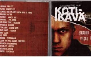 Kotiikävä Soundtracks
