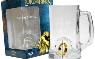 LORD OF THE RINGS 3D ROTATING RING CRYSTAL STEIN(53623)la